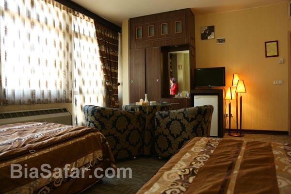 هتل پارسیان سوییت