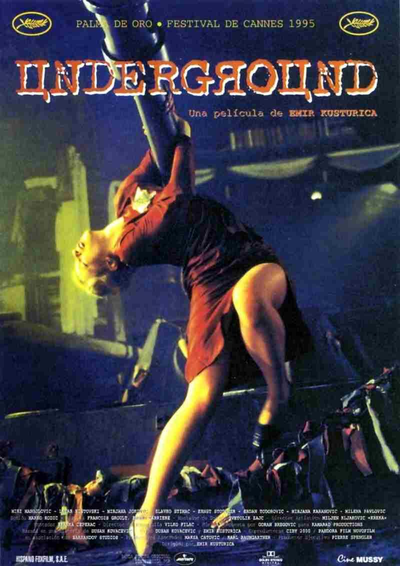 فیلم Underground 1995