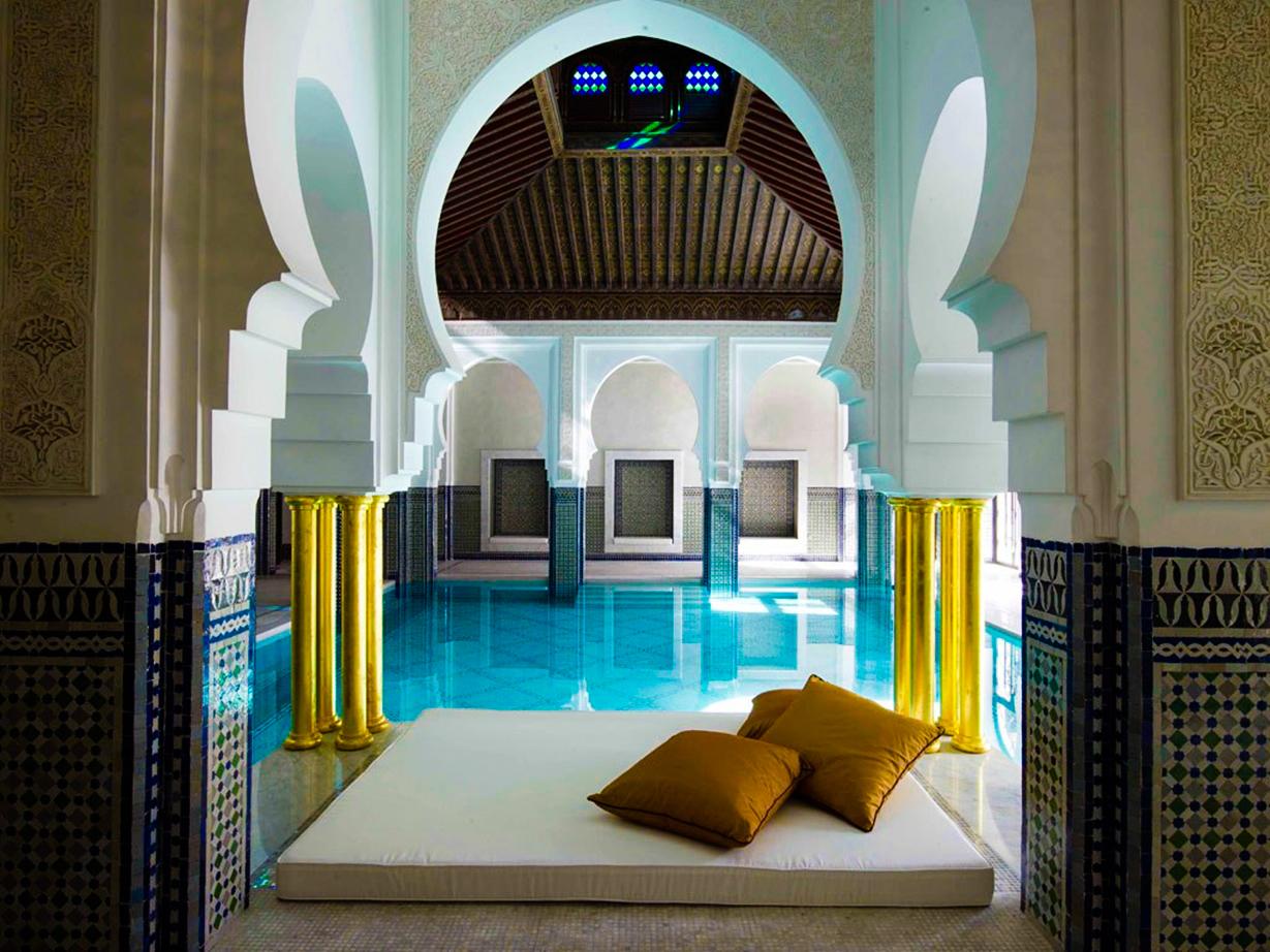 la mamounia marrakech - خیالباف