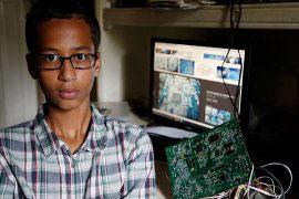 نوجوان مخترع ، به کاخ سفید دعوت شد , اجتماعی