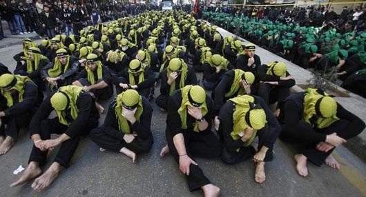ashura mourning