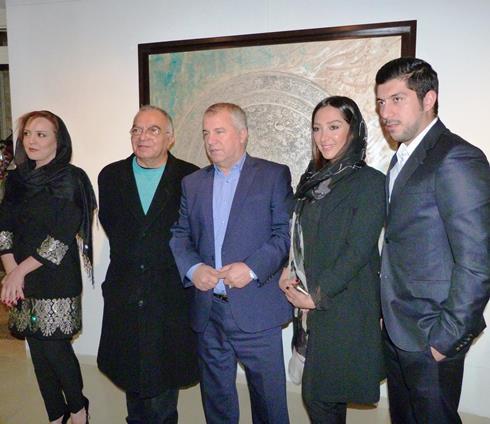 عروس علی پروین بازیگر شد! , چهره های معروف
