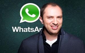 زندگی عجیب مدیرعامل میلیاردر واتساپ WhatsApp جان کوم (Jan Koum)