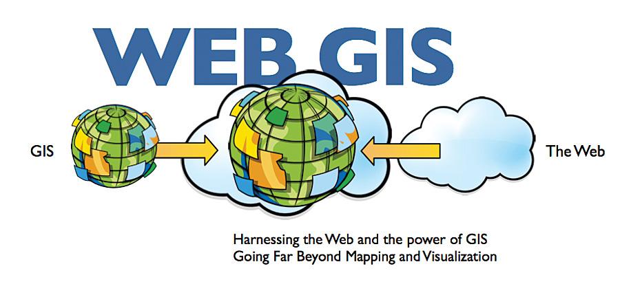 مقاله ایی در مورد Web GIS