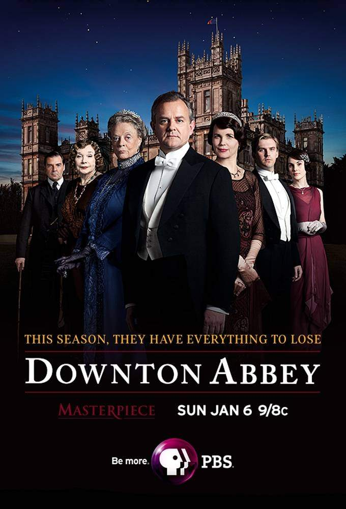 سریال downton abbey فصل 6