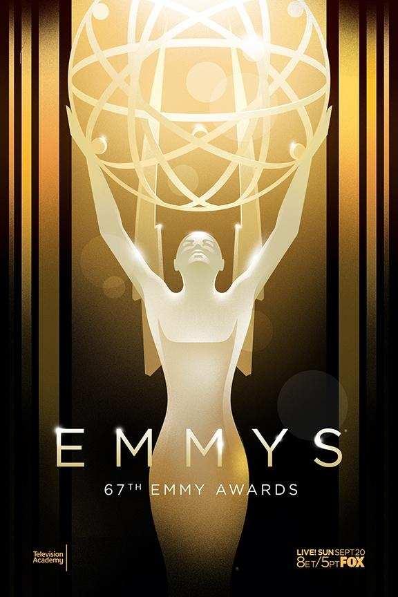 مراسم The 67th Annual Primetime Emmy Awards 2015