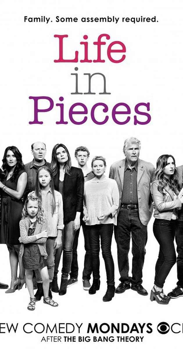 سریال Life in Pieces