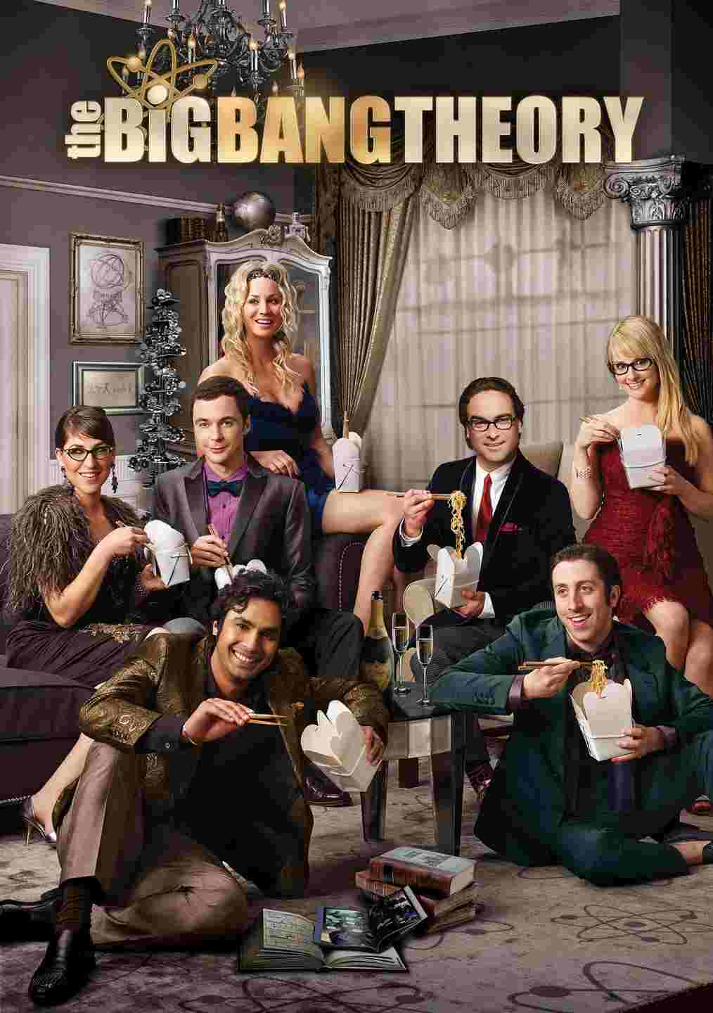 سریال The Big Bang Theory