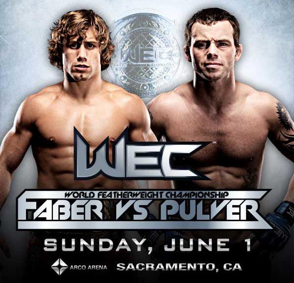 دانلود دبلیو ای سی 34 | WEC 34: Faber vs. Pulver