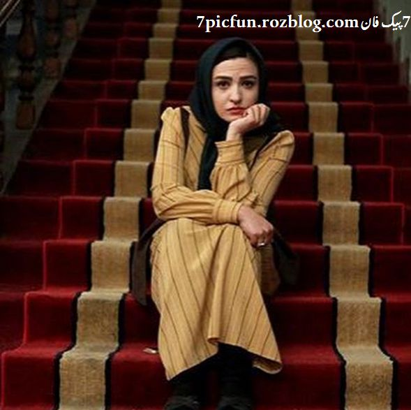 تصاویر بسیار زیبا و جدید از گلاره عباسی مهر 94