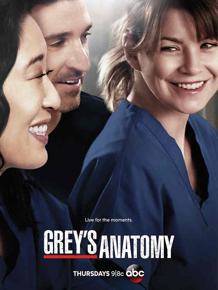 سریال Greys Anatomy