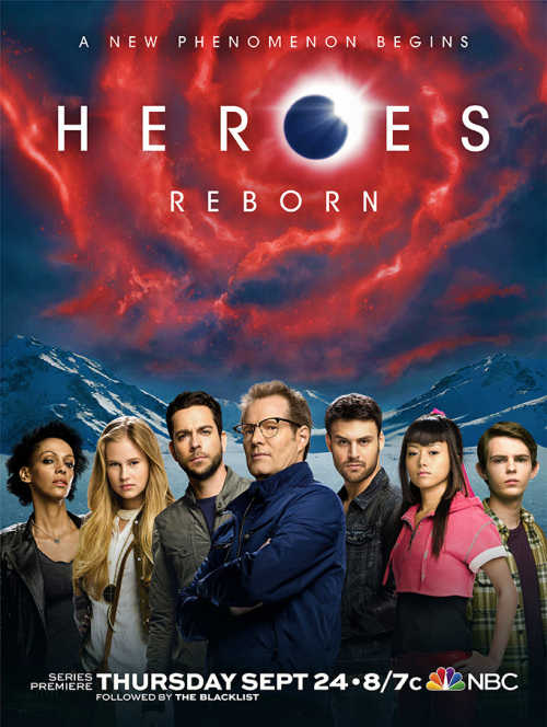 سریال Heroes Reborn: Dark Matters فصل 1