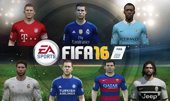 فروش بازی fifa 2016