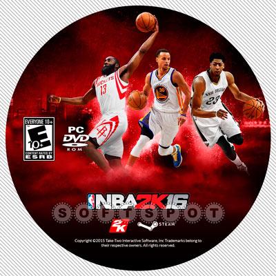 لیبلدیسک NBA 2K16