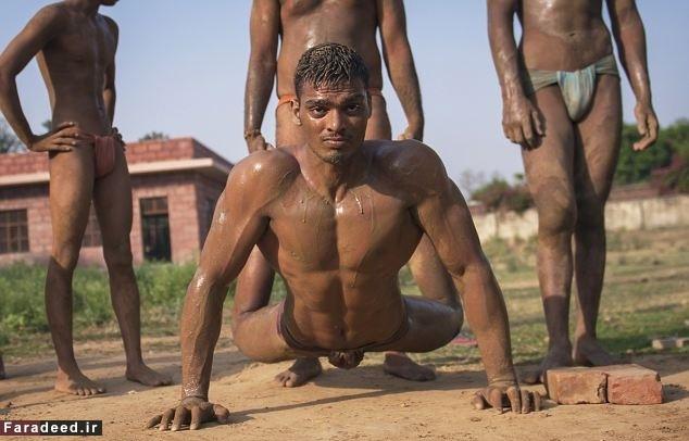 (تصاویر) روستای پهلوان پرور هندی! , جالب وخواندنی