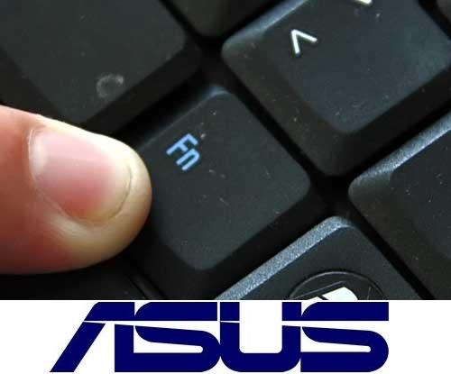 راه انداز کلید FN لپ تاپ های ایسوس
