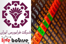 گزارش معاملات فرابورس ، مورخ یکشنبه 26 مهر 1394