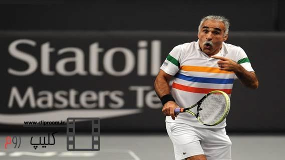 بازیکن تنیس اهل ایران