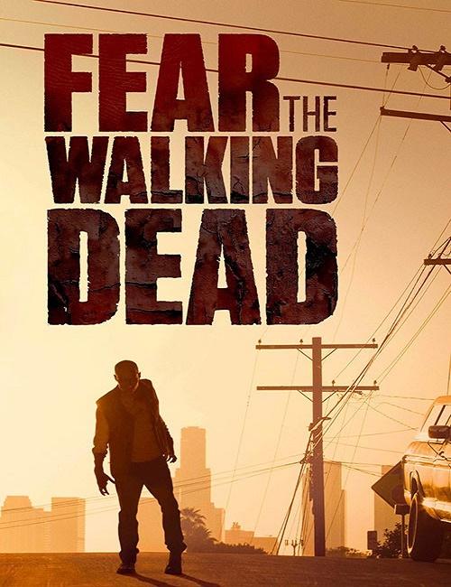 دانلود سریال ترس مردگان متحرک Fear the Walking Dead