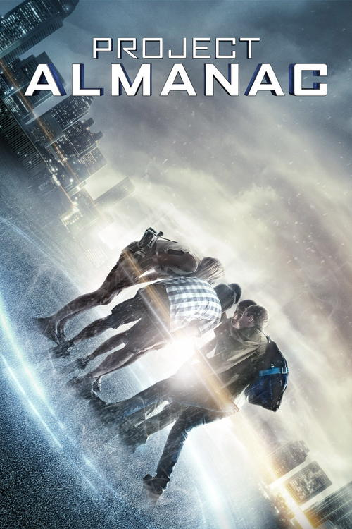 دانلود دوبله فارسی فیلم Project Almanac 2014
