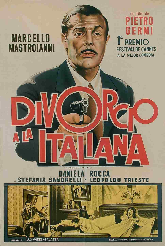 فیلم Divorce Italian Style 1961
