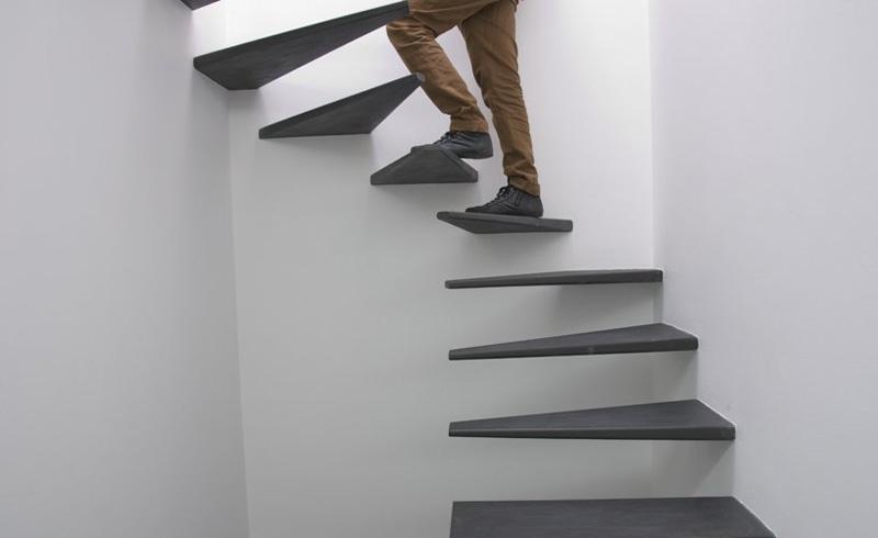 پلکان های زیبا و مدرن