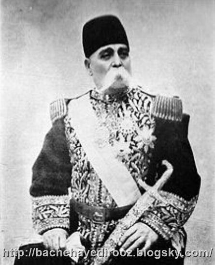 عبدالمجید عین الدوله