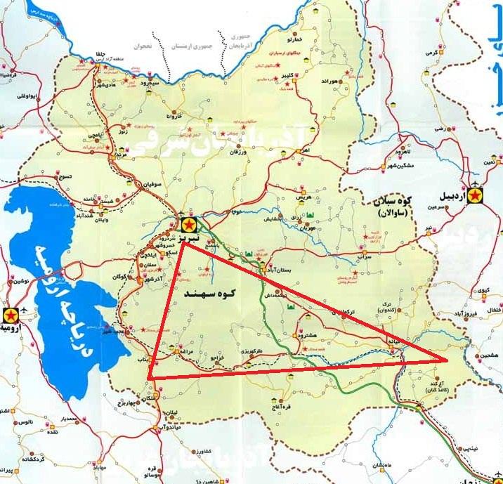 منطقه باستانی آذربایجان