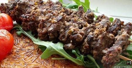 لیست انواع کباب های ایرانی،انواع کباب های ایرانی را بشناسید