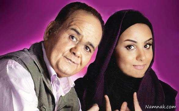 خاطره اکبر عبدی از یک عربستانی درحج , چهره های معروف