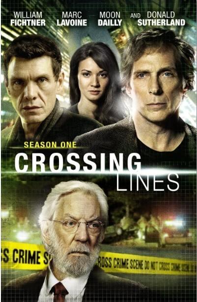 سریال Crossing Lines فصل 3