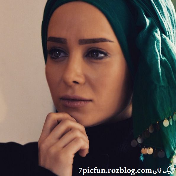 عکس های بسیار زیبا و جذاب از الناز حبیبی مهر94