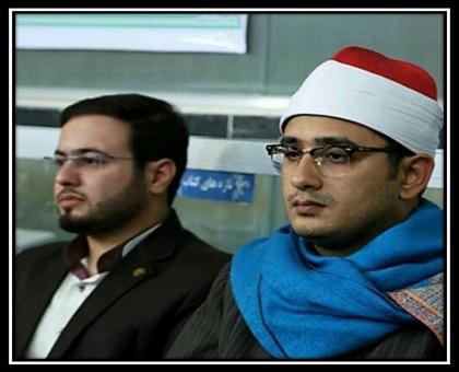 فرازی زیبا از سوره ی کوثر با صدای استاد شهید محسن حاجی حسنی