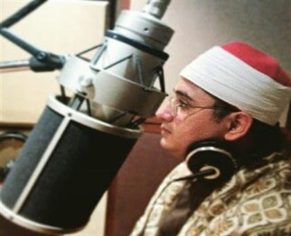 تصاویر بازدید استاد محمود شحات از رادیو قرآن/2خرداد1394
