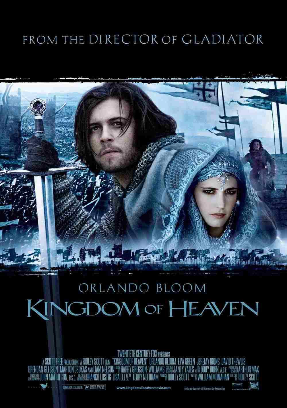 فیلم Kingdom of Heaven 2005