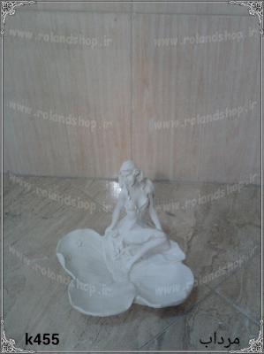 فرشته مرداب رزین پلی استر ،  مجسمه پلی استر، تولید مجسمه، مجسمه رزین، مجسمه، رزین، ساخت مجسمه، پلی استر