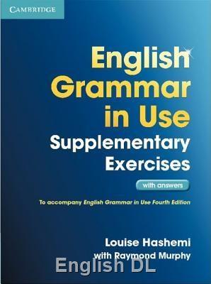 دانلود کتاب English Grammar in Use Supplementary