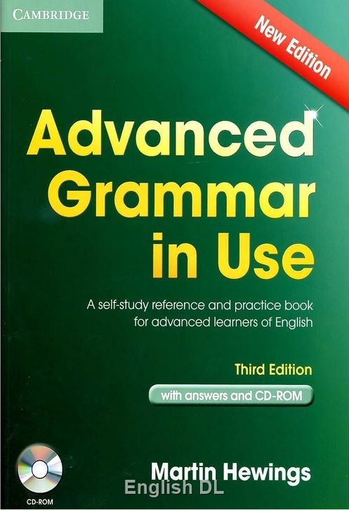 دانلود کتاب Advanced Grammar in Use 2013