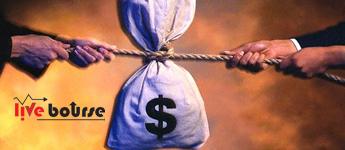 جدال بورس و بانک
