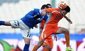 دربی تهرانی های لیگ دو  را بادران برد