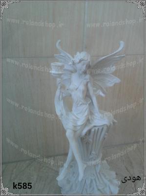 فرشته هودی پلی استر ، مجسمه پلی استر، تولید مجسمه، مجسمه رزین، مجسمه، رزین، ساخت مجسمه، پلی استر