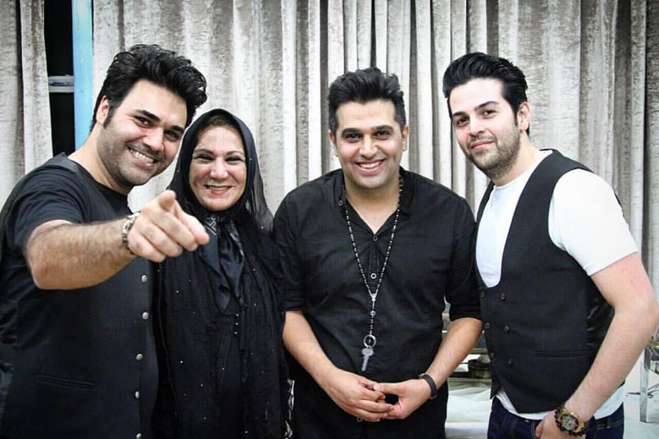 چند عکس از کنسرت تهران و کرمان حمید عسکری
