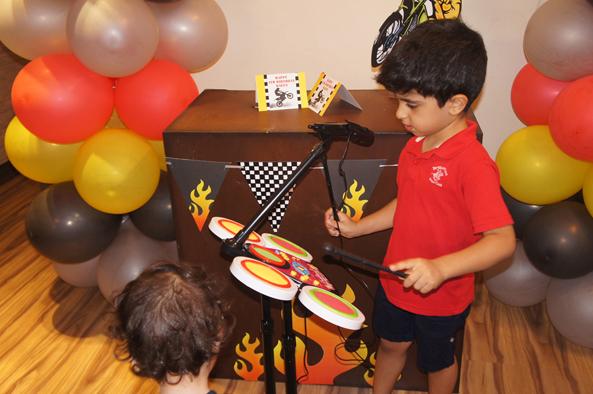 تولد 4سالگی رایین