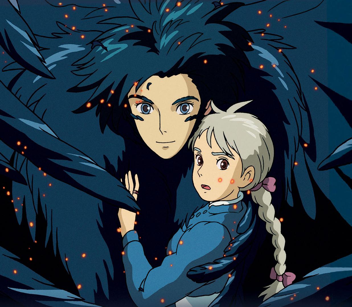 Howl's Moving Castle - 2004 -  Hayao Miyazaki
