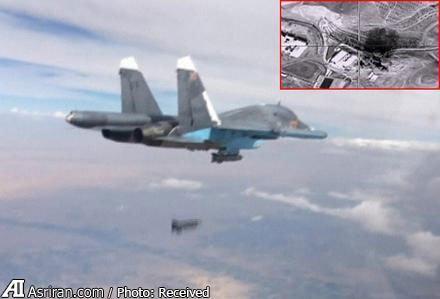 بمباران پایتخت داعش توسط جنگنده های روسی , اخبار گوناگون