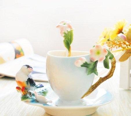 تصاویری از قوری ها و لیوان های زیبا و خلاقانه