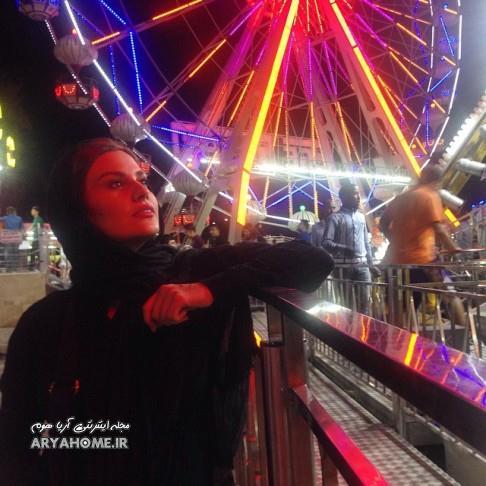 رز رضوی در شهر بازی ترکیه+عکس , عکس بازیگران