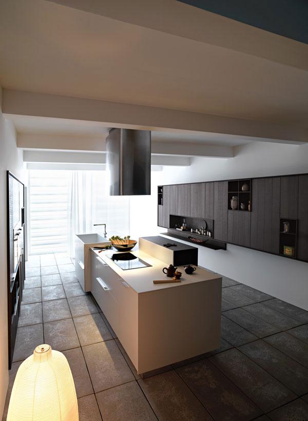 آشپزی در آشپزخانه ایتالیایی