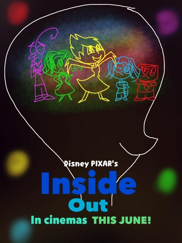 انیمیشن Inside Out 2015