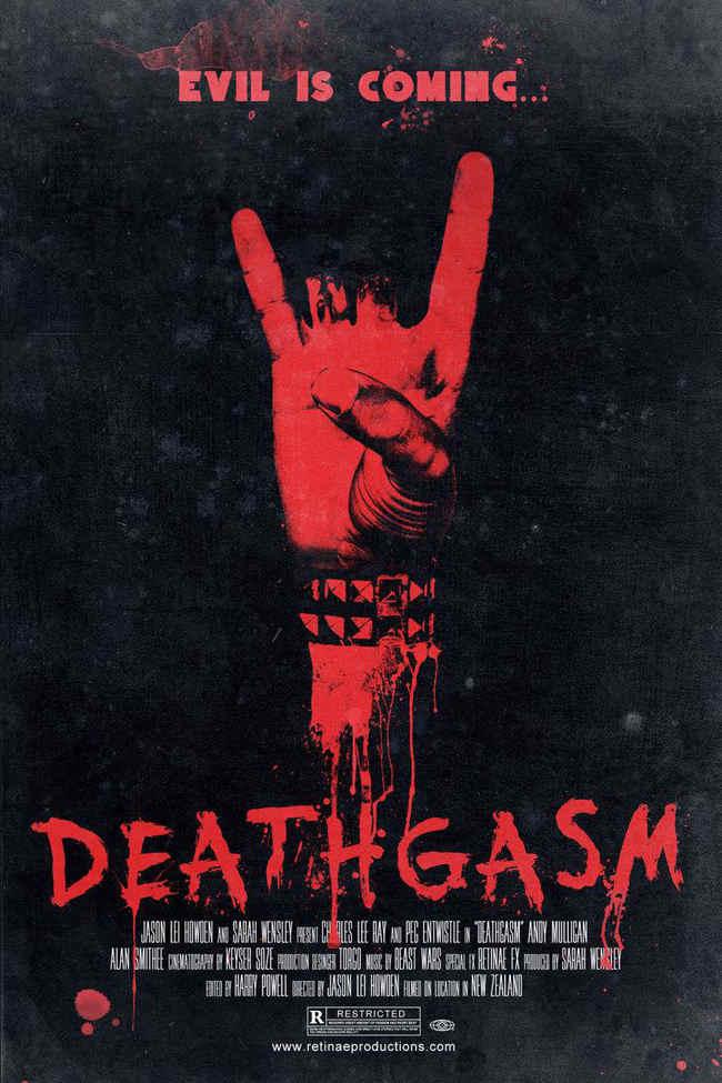 فیلم Deathgasm 2015